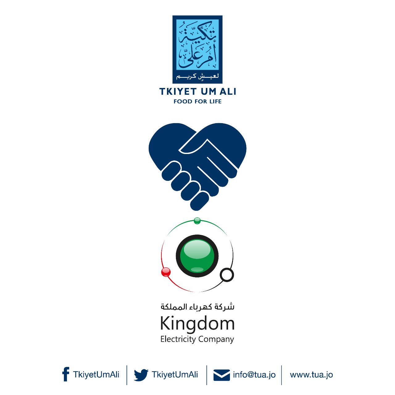 KEC Signs MOU with Tkiyet Um Ali to Eradicate Hunger in Jordan
